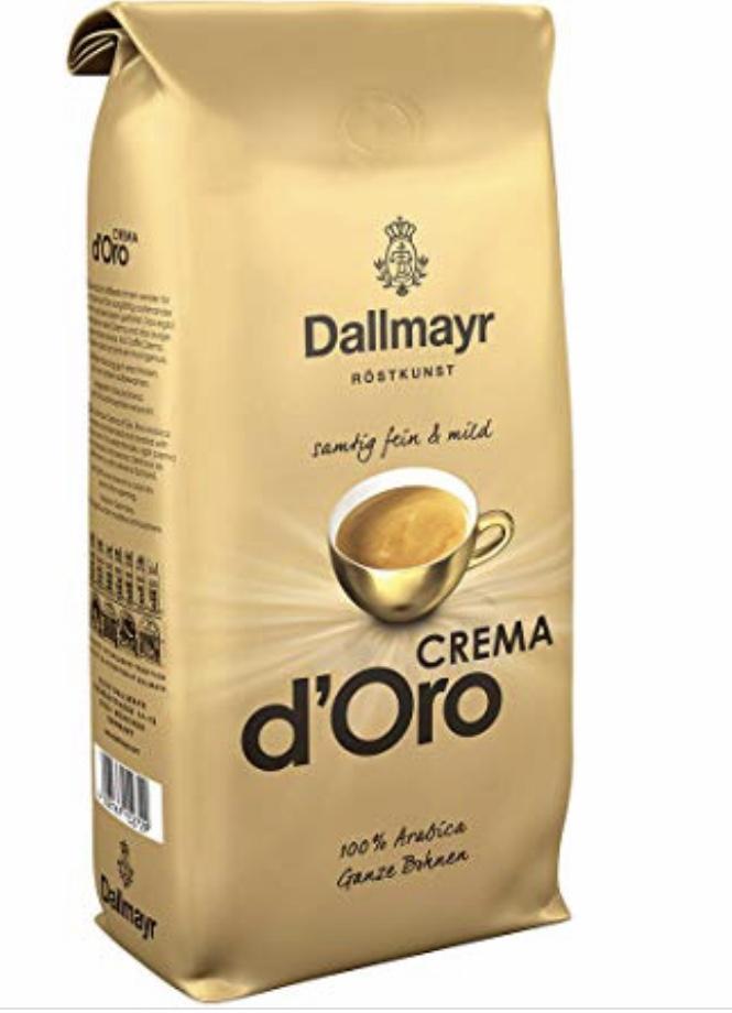 7b38f2ecc56 Dallmayr Crema d´Oro 1kg – Kohvioutlet – Kohvi müük
