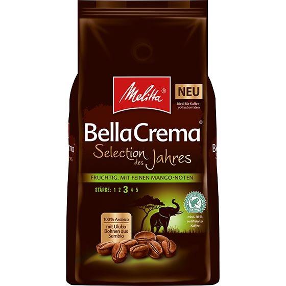 Melitta BellaCrema Selection des Jahres 2018  1kg