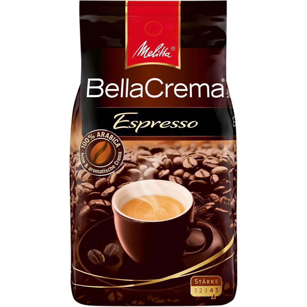 Mellita BellaCrema Espresso 1kg