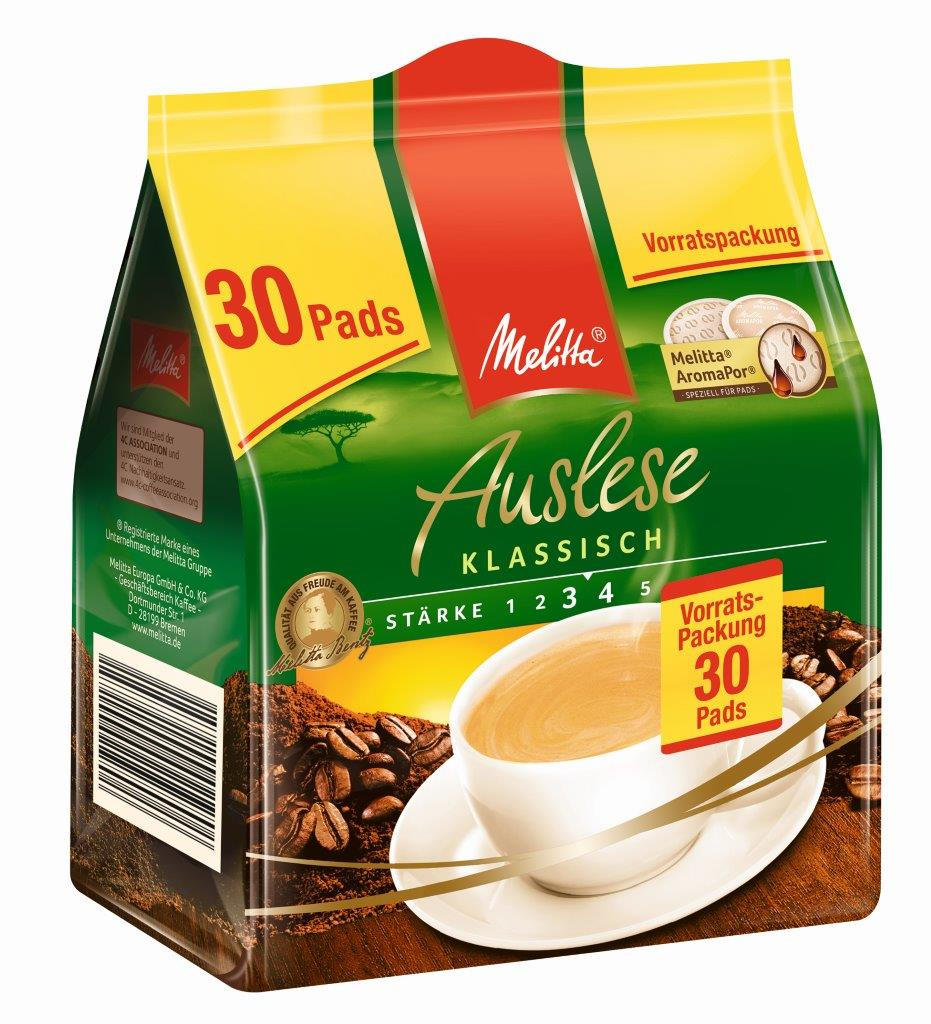 Melitta Auslese Classic Pads
